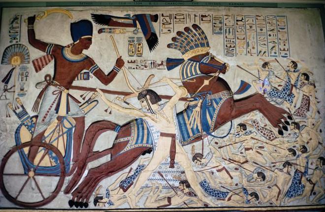 Tổ tiên người Do Thái có thể đã lật đổ đế chế Pharaoh, nhưng đó không phải là một cuộc xâm lược Ai Cập