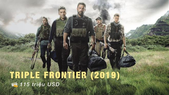 Đây là 6 bộ phim cây nhà lá vườn có chi phí sản xuất cao nhất trong lịch sử Netflix - Ảnh 2.