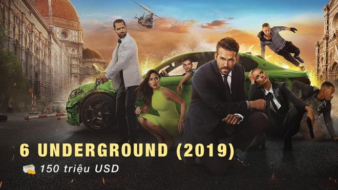 Đây là 6 bộ phim cây nhà lá vườn có chi phí sản xuất cao nhất trong lịch sử Netflix - Ảnh 3.
