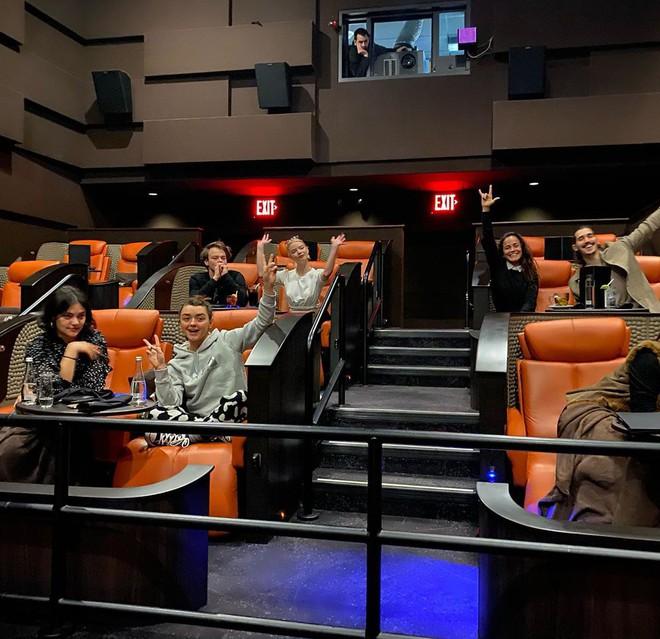Dàn cast chính đã được xem phiên bản hoàn chỉnh của The New Mutants rồi, fan có thể yên tâm ngồi đợi đến ngày công chiếu thôi.