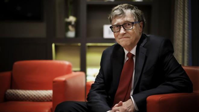 Bill Gates không hiểu thuyết âm mưu cài vi chip vào người thông qua vắc-xin Covid-19 từ đâu ra, tiếp tục bác bỏ cáo buộc vô lý trên truyền hình - Ảnh 1.