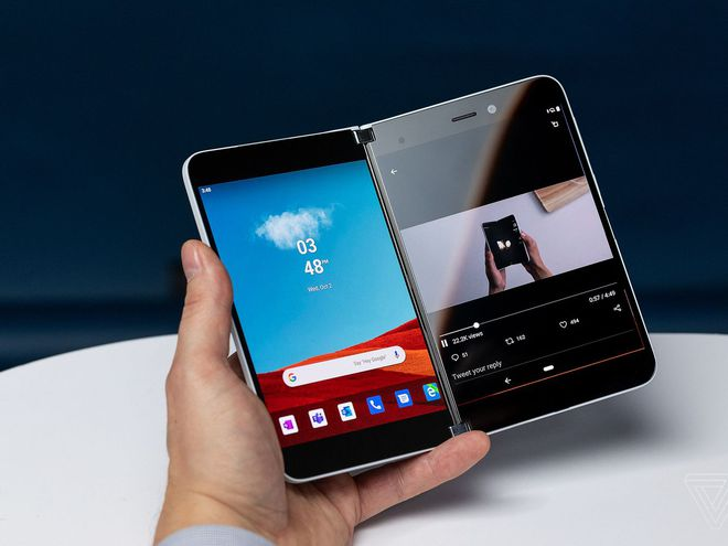 Căm ghét nhau hơn cả Apple nhưng Google và Microsoft đã kết hợp với nhau một cách hoàn hảo để tạo ra Surface Duo - Ảnh 2.