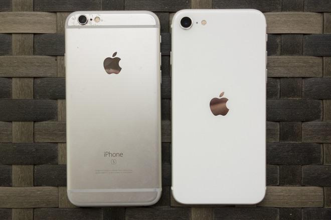 Giá thấp, thiết kế lỗi thời nhưng iPhone SE lại đang là vũ khí quan trọng nhất của Apple trong cuộc chiến chống Android - Ảnh 3.