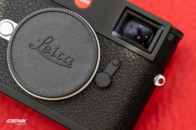 Đập hộp máy ảnh Leica M10-R: Vẫn là nét lạnh lùng hấp dẫn, cảm biến 40-megapixel, giá 219 triệu đồng - Ảnh 9.