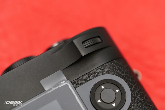Đập hộp máy ảnh Leica M10-R: Vẫn là nét lạnh lùng hấp dẫn, cảm biến 40-megapixel, giá 219 triệu đồng - Ảnh 18.