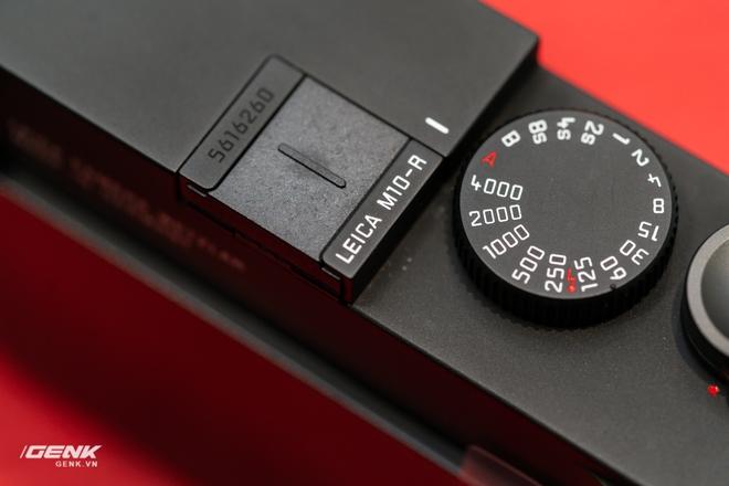 Đập hộp máy ảnh Leica M10-R: Vẫn là nét lạnh lùng hấp dẫn, cảm biến 40-megapixel, giá 219 triệu đồng - Ảnh 15.