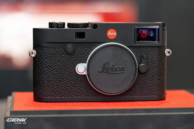 Đập hộp máy ảnh Leica M10-R: Vẫn là nét lạnh lùng hấp dẫn, cảm biến 40-megapixel, giá 219 triệu đồng - Ảnh 6.