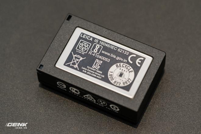 Đập hộp máy ảnh Leica M10-R: Vẫn là nét lạnh lùng hấp dẫn, cảm biến 40-megapixel, giá 219 triệu đồng - Ảnh 5.