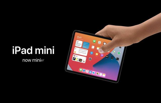 Concept iPad mini với thiết kế của iPad Pro: Nhỏ hơn, sang hơn, đẹp hơn - Ảnh 1.