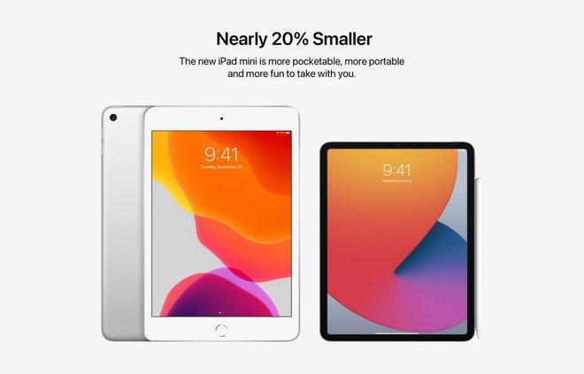 Concept iPad mini với thiết kế của iPad Pro: Nhỏ hơn, sang hơn, đẹp hơn - Ảnh 2.