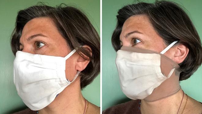 13 mẹo giúp đeo khẩu trang không bị mờ kính, đau tai, khó thở - Ảnh 8.