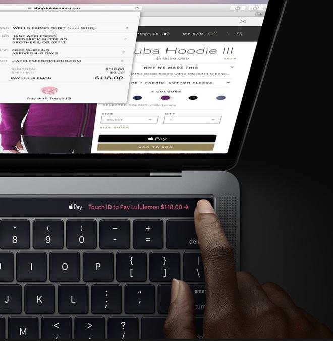 Apple sắp tích hợp Face ID lên máy Mac - Ảnh 3.