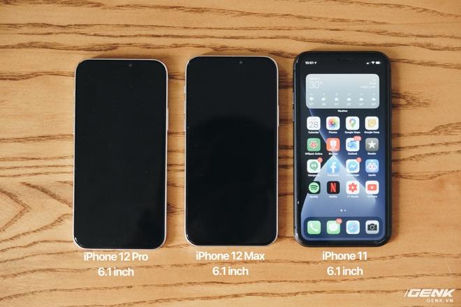 Trên tay mô hình iPhone 12, iPhone 12 Max, iPhone 12 Pro và iPhone 12 Pro Max tại Việt Nam - Ảnh 3.
