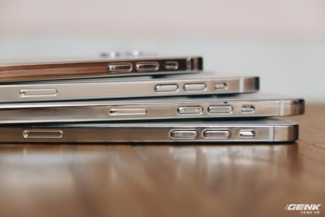 Trên tay mô hình iPhone 12, iPhone 12 Max, iPhone 12 Pro và iPhone 12 Pro Max tại Việt Nam - Ảnh 7.