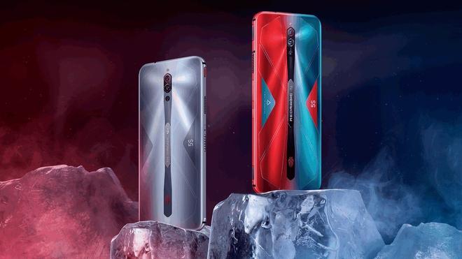 Nubia Red Magic 5S ra mắt: Màn hình 144Hz, Snapdragon 865+, tản nhiệt tốt hơn, giá từ 12.6 triệu đồng - Ảnh 3.