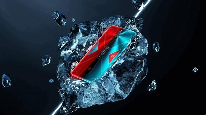 Nubia Red Magic 5S ra mắt: Màn hình 144Hz, Snapdragon 865+, tản nhiệt tốt hơn, giá từ 12.6 triệu đồng - Ảnh 1.