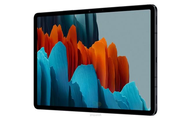 Đây là Galaxy Tab S7/S7+: Thiết kế giống iPad Pro, màn hình 120Hz, Snapdragon 865+ - Ảnh 6.