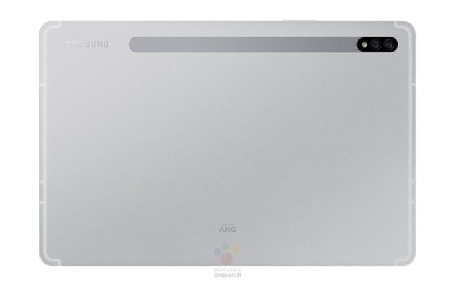 Đây là Galaxy Tab S7/S7+: Thiết kế giống iPad Pro, màn hình 120Hz, Snapdragon 865+ - Ảnh 2.