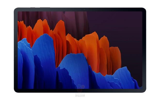 Đây là Galaxy Tab S7/S7+: Thiết kế giống iPad Pro, màn hình 120Hz, Snapdragon 865+ - Ảnh 3.