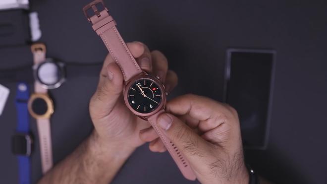 Đây là Galaxy Watch 3 sắp được Samsung ra mắt - Ảnh 1.