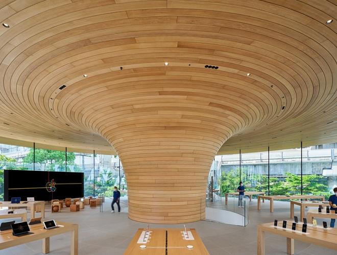 Chiêm ngưỡng Apple Store thứ hai tại Thái Lan, khai trương cuối tuần này - Ảnh 3.
