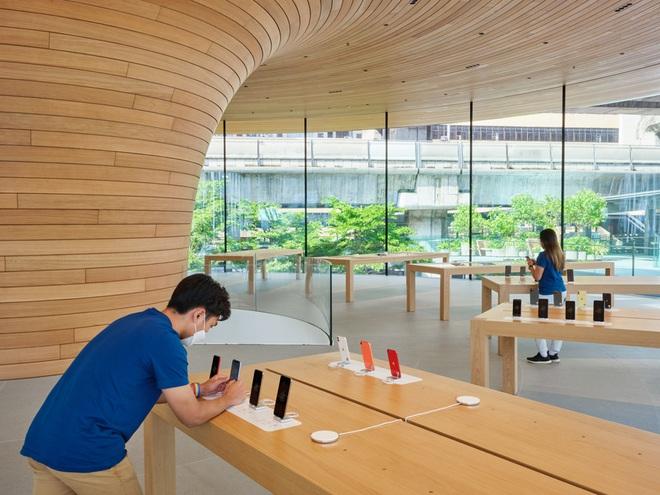Chiêm ngưỡng Apple Store thứ hai tại Thái Lan, khai trương cuối tuần này - Ảnh 5.