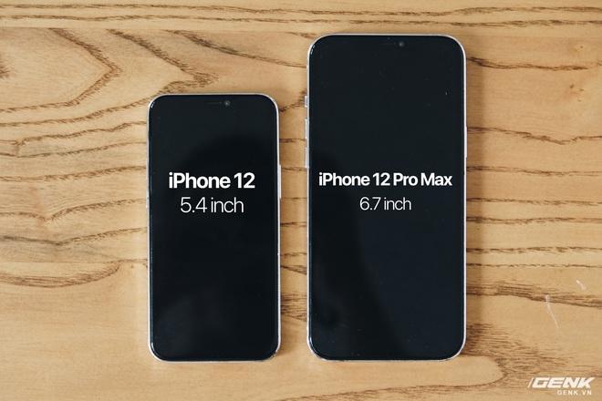 So sánh iPhone 12 5.4 inch với iPhone 4, iPhone 5 và iPhone 6: Chiếc iPhone nhỏ gọn đáng để chờ đợi - Ảnh 7.