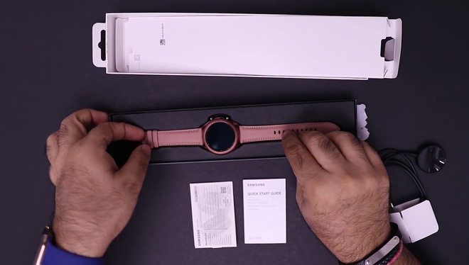 Đây là Galaxy Watch 3 sắp được Samsung ra mắt - Ảnh 6.