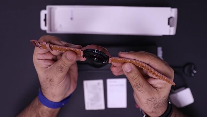 Đây là Galaxy Watch 3 sắp được Samsung ra mắt - Ảnh 8.