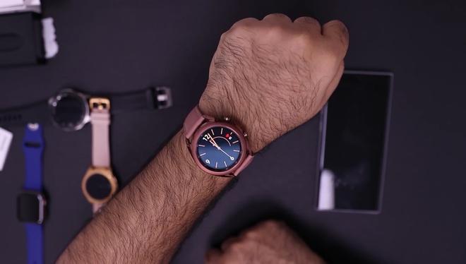 Đây là Galaxy Watch 3 sắp được Samsung ra mắt - Ảnh 15.