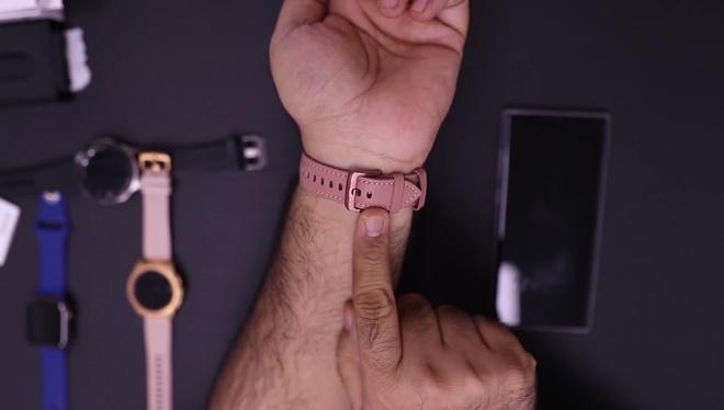 Đây là Galaxy Watch 3 sắp được Samsung ra mắt - Ảnh 16.