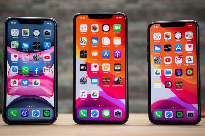 Nỗ lực giảm phụ thuộc vào Samsung, Apple đặt mua 20 triệu tấm nền OLED từ LG Display cho iPhone - Ảnh 1.