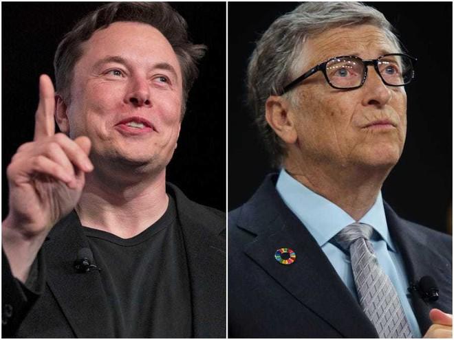 Bill Gates nhắn nhủ Elon Musk không phát ngôn linh tinh về Covid-19 - Ảnh 1.