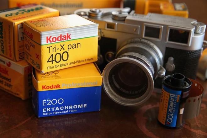 Hãy quên hãng máy ảnh huyền thoại Kodak đi, vì họ sắp trở thành một công ty dược hàng đầu thế giới - Ảnh 1.
