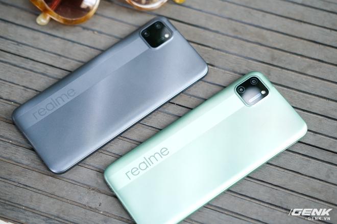 Trên tay C11: Chiếc điện thoại giá chỉ 3 triệu đồng đến từ Realme - Ảnh 9.