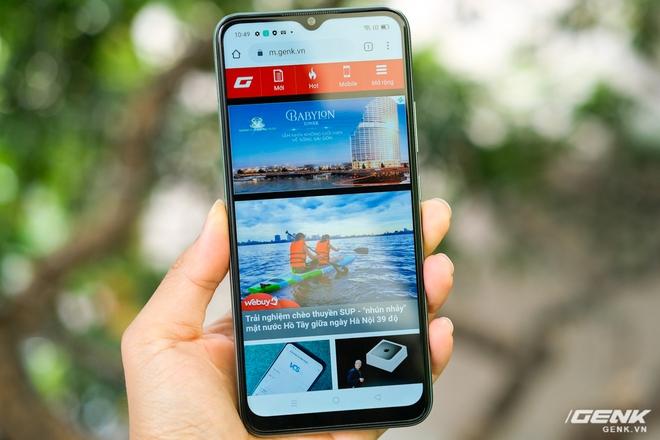 Trên tay C11: Chiếc điện thoại giá chỉ 3 triệu đồng đến từ Realme - Ảnh 7.