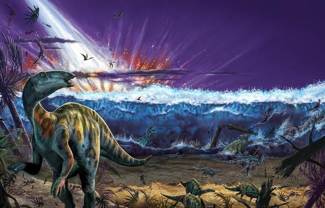 Nghiên cứu mới khẳng định thiên thạch đường kính lên tới 81 km xóa sổ loài khủng long, nhưng rồi núi lửa phun trào đã khiến sự sống hồi phục - Ảnh 6.