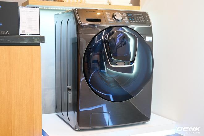 Samsung ra mắt tủ lạnh thông minh đầu tiên tại Việt Nam: lướt web, nghe nhạc, nhắn tin ngay trên cửa tủ, tự chụp ảnh mỗi lần đóng, giá gần 47 triệu - Ảnh 7.