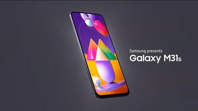 Galaxy M31s ra mắt: Exynos 9611, 4 camera sau 64MP, pin 6000mAh, giá từ 6 triệu đồng - Ảnh 1.