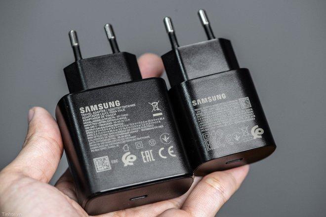 Hào phóng với người dùng hơn Apple, Samsung vẫn tặng kèm củ sạc nhanh trong hộp Galaxy Note 20 - Ảnh 2.