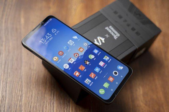 Black Shark 3S ra mắt: Snapdragon 865+, màn hình 120Hz, sạc nhanh 65W, giá từ 13.3 triệu đồng - Ảnh 1.