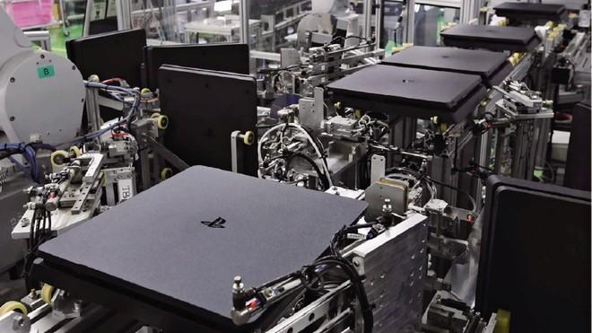 Vũ khí bí mật của PlayStation: Một nhà máy sản xuất gần như tự động hoàn toàn - Ảnh 5.