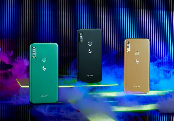Vsmart Star 4 ra mắt: Helio P35, camera kép, pin 3500mAh, Android 10, giá 2.19 triệu đồng - Ảnh 2.