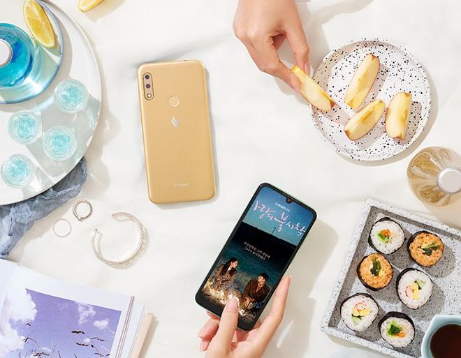 Vsmart Star 4 ra mắt: Helio P35, camera kép, pin 3500mAh, Android 10, giá 2.19 triệu đồng - Ảnh 3.