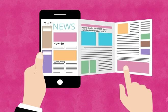 New York Times quyết rút khỏi Apple News, gian nan nền tảng tổng hợp tin tức - Ảnh 1.