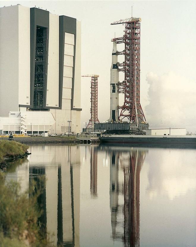 Tòa nhà mang tính biểu tượng nhất của NASA đã 55 năm tuổi, và sứ mệnh của nó mới chỉ bắt đầu - Ảnh 7.