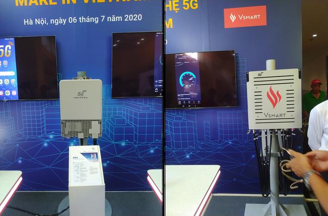 Triển lãm các nền tảng số của Việt Nam: thiết bị 5G của Viettel, Vsmart, Bizfly Cloud cùng nhiều giải pháp chuyển đổi số cho mùa dịch - Ảnh 7.