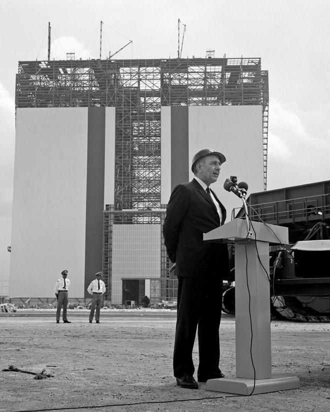 Tòa nhà mang tính biểu tượng nhất của NASA đã 55 năm tuổi, và sứ mệnh của nó mới chỉ bắt đầu - Ảnh 2.