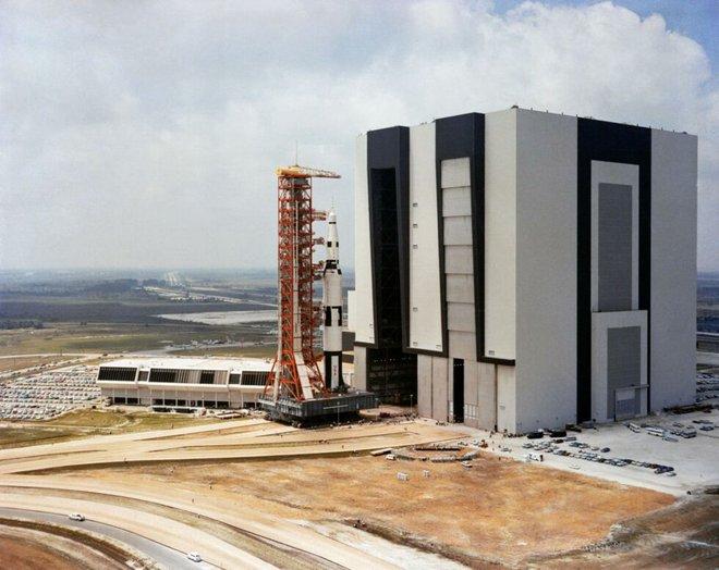 Tòa nhà mang tính biểu tượng nhất của NASA đã 55 năm tuổi, và sứ mệnh của nó mới chỉ bắt đầu - Ảnh 6.