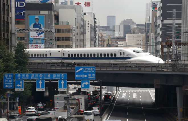 Cùng nhìn lại lịch sử hoạt động của tàu siêu tốc Shinkansen, niềm tự hào Nhật Bản với phiên bản mới nhất có thể chạy ngon ơ ngay cả khi động đất - Ảnh 26.